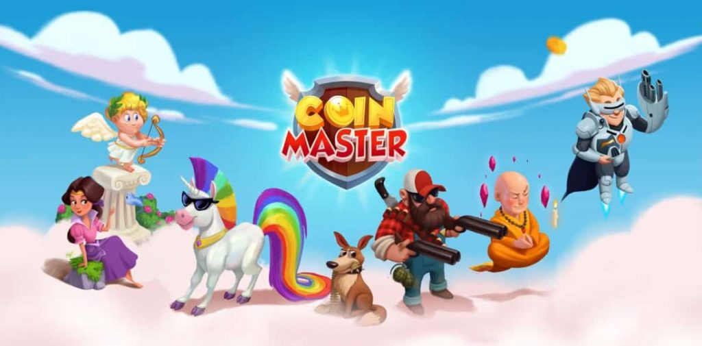 coin master spins free download